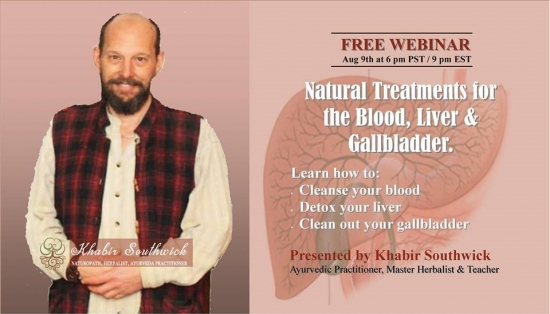 Treatments for the Blood, Liver, Gallbladder.