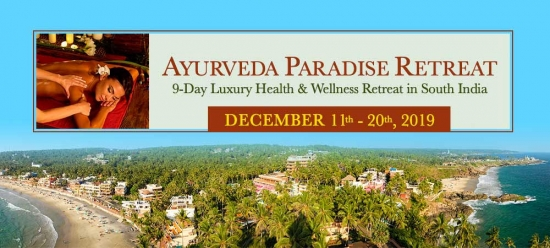 Khabir's Ayurveda Health Retreat 2019