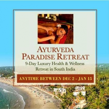 Khabir's Ayurveda Health Retreat 2020